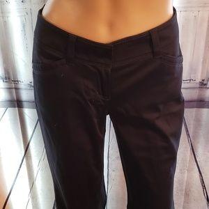 WHBM pants size 00R boot leg NWT